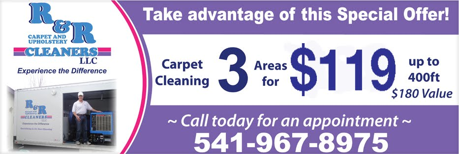 If you'd like an estimate or would like to schedule a cleaning, then click here, so you too can Experience the Difference!